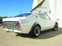 1973 Nissan Skyline Overview