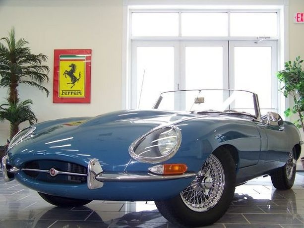 Beautiful Picture Of 1966 Jaguar E TYPE, Exterior, Gallery_worthy