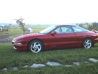 1994 Ford Probe SE, 1994 Ford Probe 2 Dr SE Hatchback picture, exterior