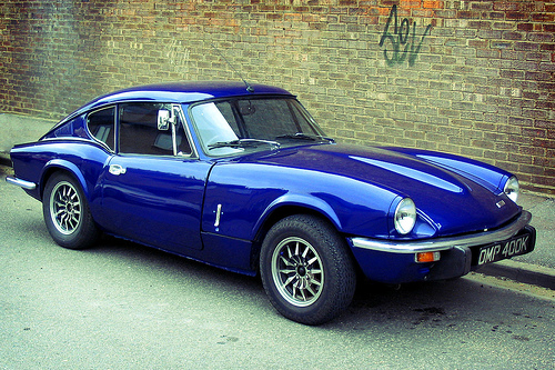 door mirrors : spitfire & gt6 forum : triumph experience car