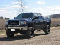 Picture of 2008 GMC Sierra 1500 SLE1 Ext. Cab SB 4WD, exterior