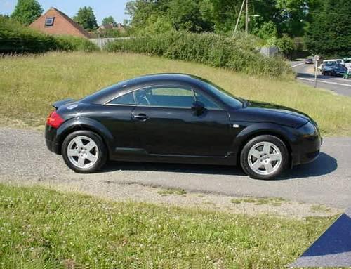 Audi Tt Coupe. 2001 Audi TT Coupe Quattro