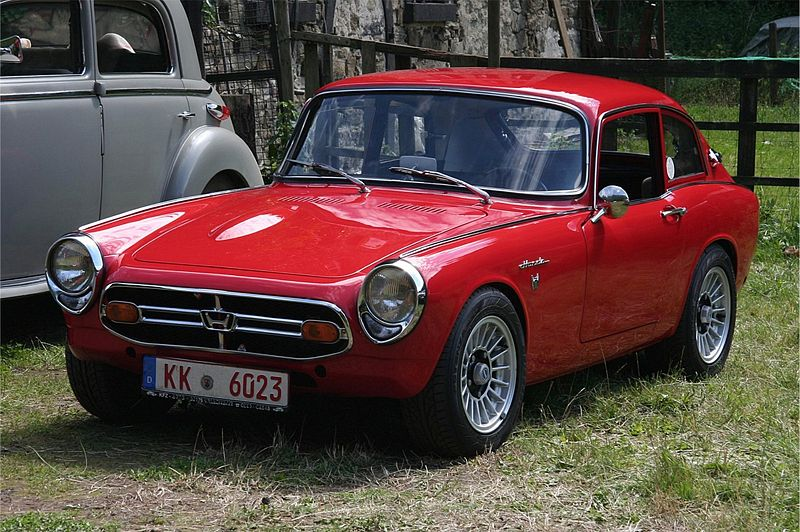 honda s800 pic. Black Bedroom Furniture Sets. Home Design Ideas