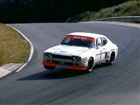 1973 Ford Capri Picture Gallery