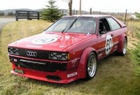 1981 Audi 80 Overview
