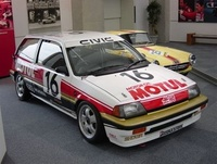 1985 Honda Civic, Picture of 1987 Honda Civic CRX, exterior
