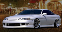 1994 Toyota Soarer Overview