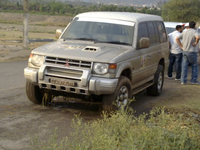 Picture of 1998 Mitsubishi Pajero, exterior, gallery_worthy