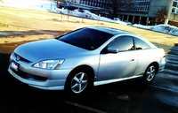 2005 Honda Accord EX Coupe picture, exterior