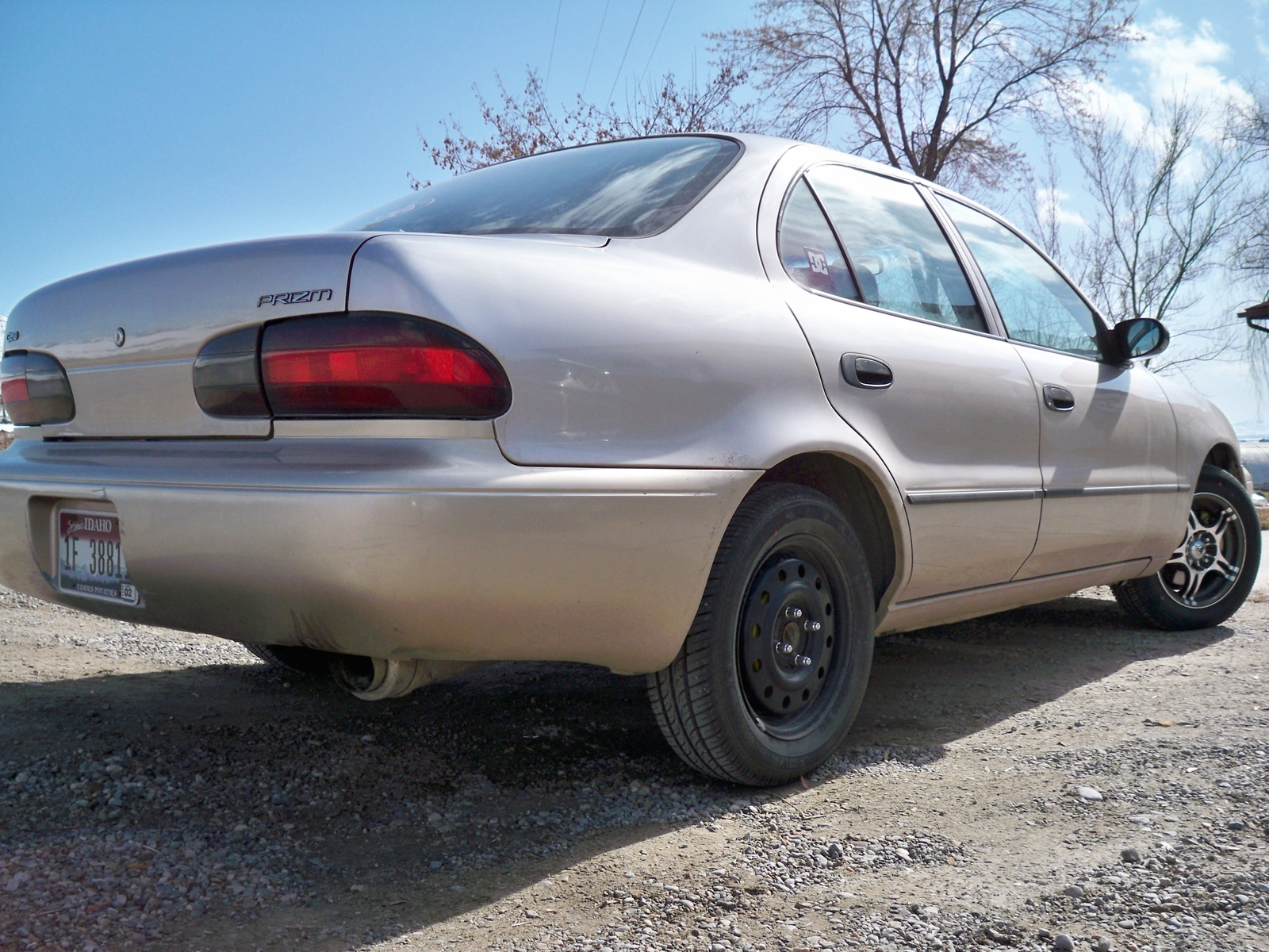 1996 Geo Prizm 4 Dr STD Sedan picture