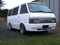1990 Mazda Bongo Overview