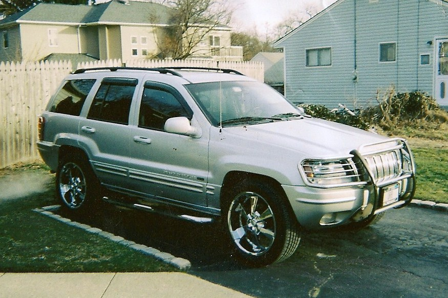 Grand Cherokee 2002 - Fotos de coches - Zcoches