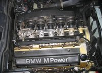 Picture of 1993 BMW M5, engine