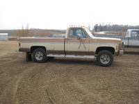 1979 Chevrolet C/K 30 Overview