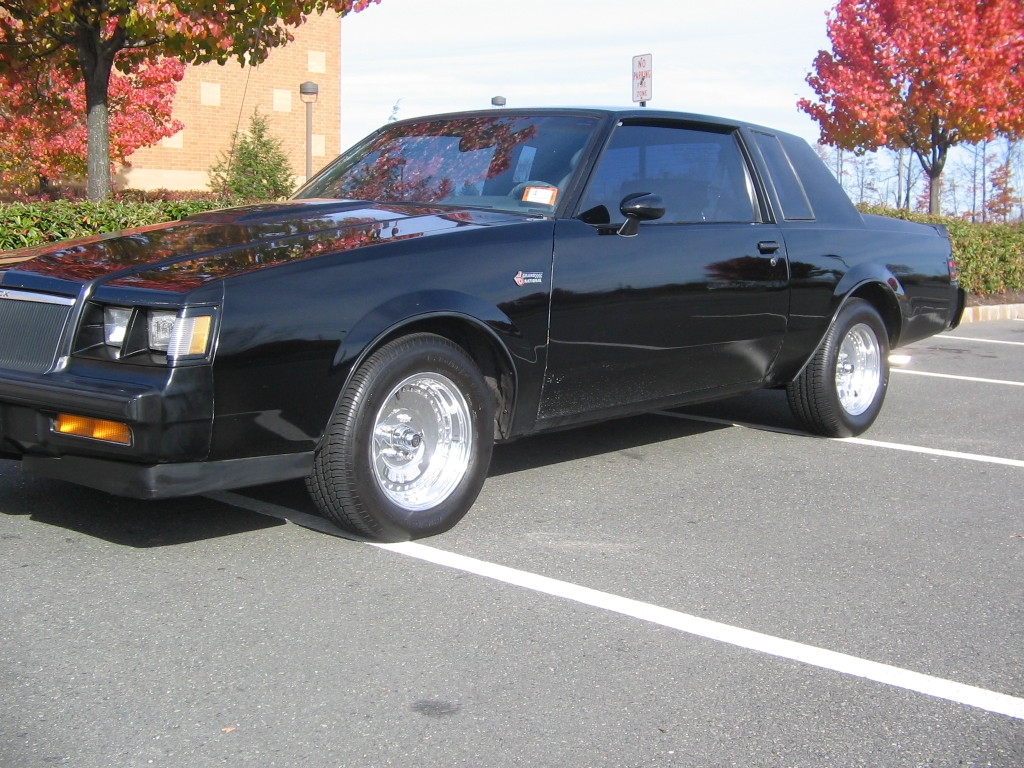 1986 buick grand national pictures cargurus. Black Bedroom Furniture Sets. Home Design Ideas