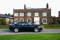 1998 Aston Martin Virage Overview