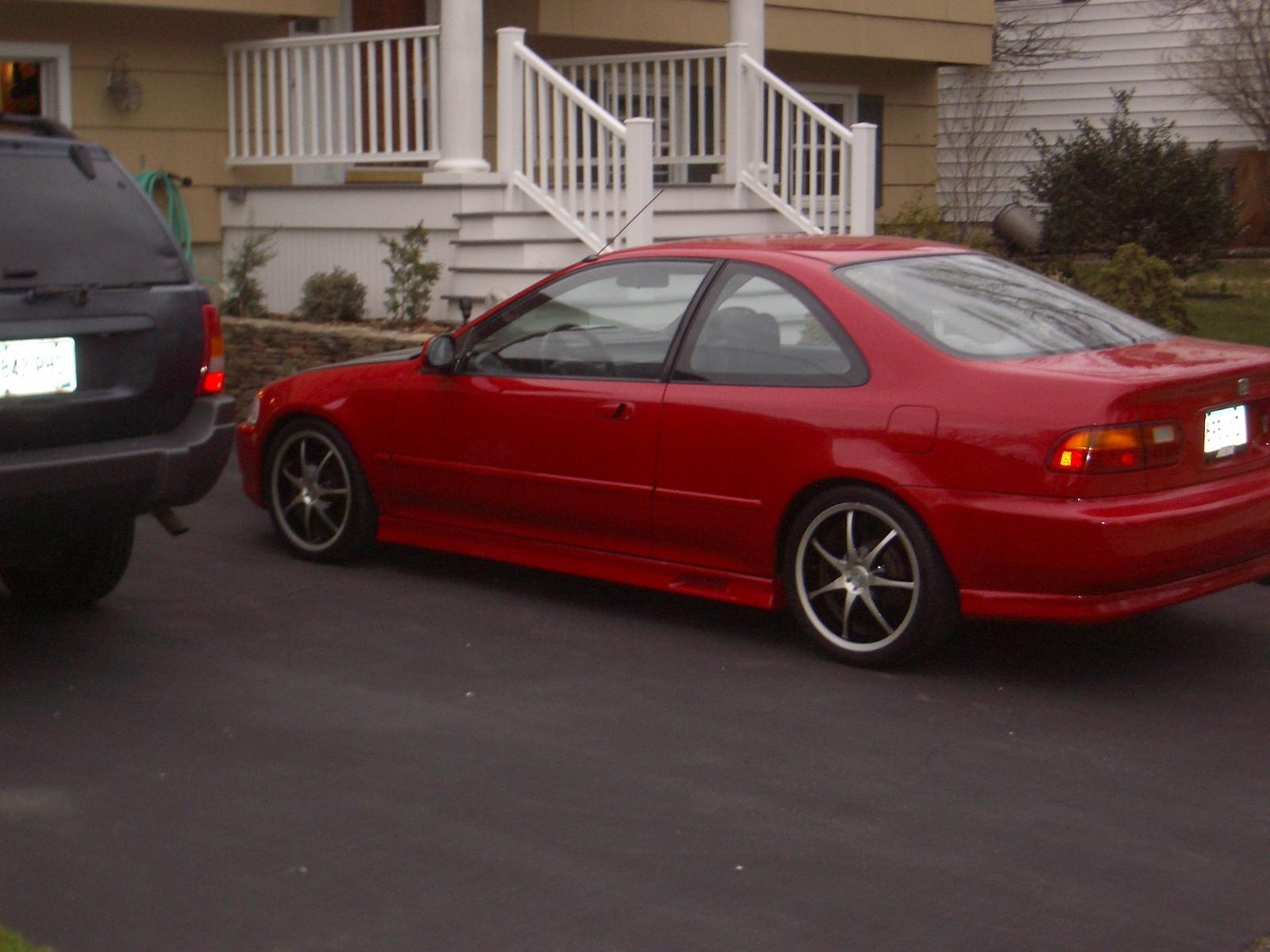 Subaru 0 Financing >> 1994 Honda Civic Coupe - Overview - CarGurus