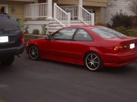 Picture of 1994 Honda Civic Coupe, exterior, gallery_worthy