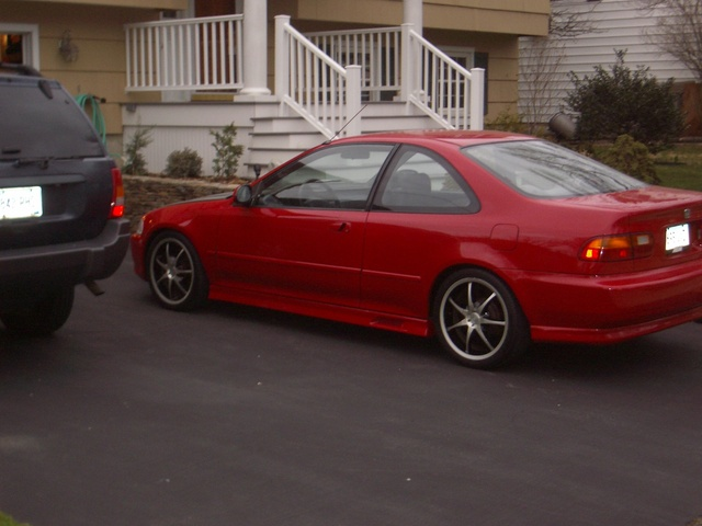 Picture of 1994 Honda Civic Coupe