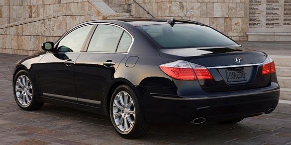 2009 Hyundai Genesis 3.8L picture, exterior