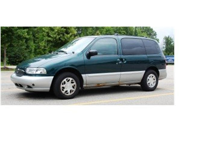 Picture of 1999 Mercury Villager 4 Dr STD Passenger Van