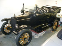 1920 Ford Model T Overview