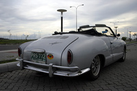 1961 Volkswagen Karmann Ghia Overview