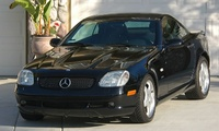 1999 Mercedes-Benz SLK-Class, Picture of 1999 Mercedes-Benz SLK230, exterior