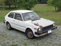 1981 Honda Civic, 81 Honda Civic DX1500, 5-speed 3-door hatchback, exterior, gallery_worthy