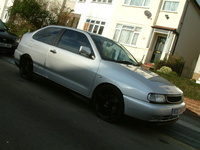 Picture of 1997 Seat Cordoba, exterior