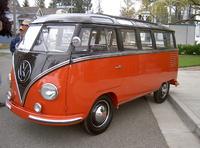 1953 Volkswagen Microbus Overview