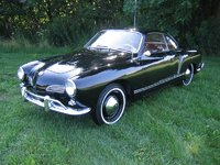 1960 Volkswagen Karmann Ghia Overview