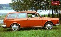 1972 Volkswagen 411 Overview