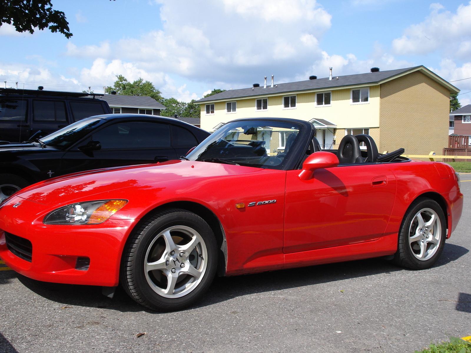 2001 Honda S2000 Pictures Cargurus