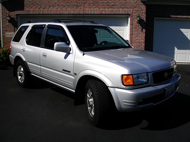 1998 Honda Passport 4 Dr EX 4WD SUV picture, exterior