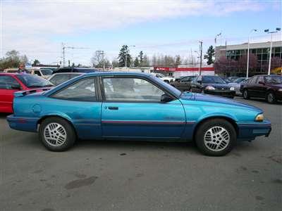 1994 Pontiac Sunbird 2 Dr LE Coupe picture, exterior