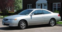 2003 Toyota Camry Solara Picture Gallery