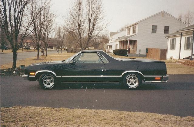 Picture of 1987 Chevrolet El Camino, exterior, gallery_worthy