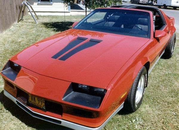 Picture of 1987 Chevrolet Camaro Coupe RWD, exterior, gallery_worthy