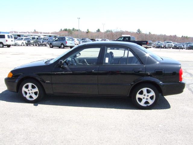 mazda protege. 2000 Mazda Protege DX picture,