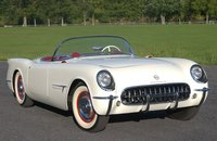 1953 Chevrolet Corvette Picture Gallery