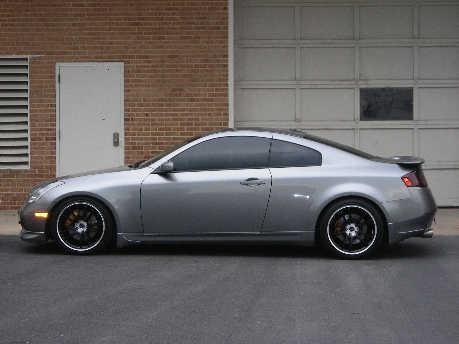 Infiniti g35 coupe related imagesstart 50 weili automotive network 2004 infiniti g35 coupe picture exterior vanachro Images