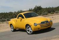2005 Chevrolet SSR 2 Dr LS Convertible Standard Cab SB picture, exterior