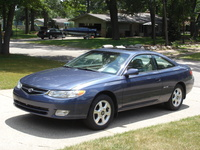 2000 Toyota Camry Solara Overview