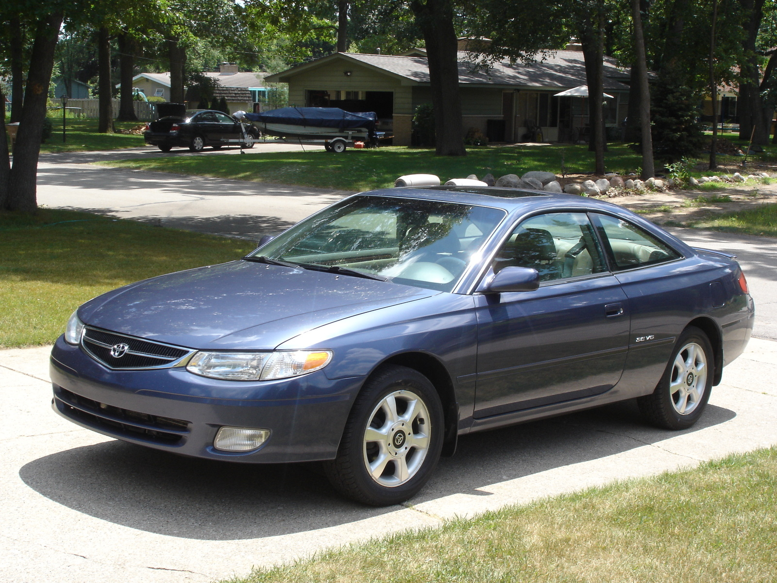 Picture of 2000 Toyota Camry Solara SE