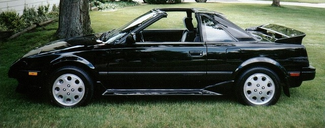 Picture of 1988 Toyota MR2, exterior, gallery_worthy