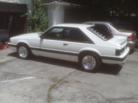 Picture of 1991 Ford Mustang LX Hatchback, exterior