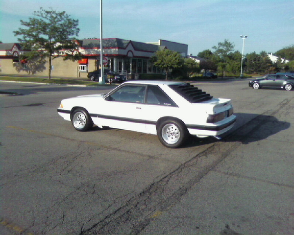 Picture of 1991 Ford Mustang LX Hatchback RWD, exterior, gallery_worthy