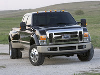 Picture of 2009 Ford F-450 Super Duty XLT Crew Cab 4WD, exterior, gallery_worthy