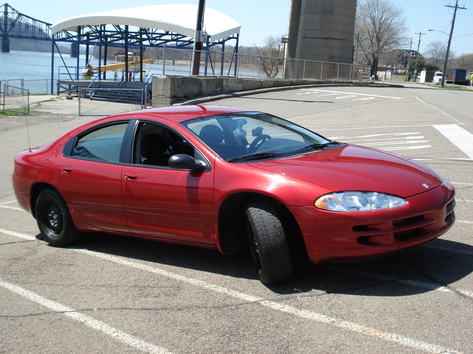 2002 Dodge Intrepid SE picture